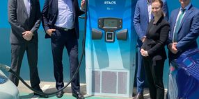 Tritium Unveils Scalable Electric Vehicle Charging Platform