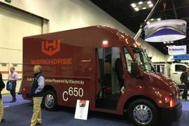 Workhorse Hit with COVID-19, Revises Volume Targets