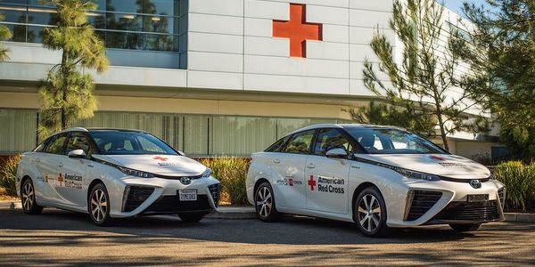The Red Cross uses its fleet to execute the mission of responding to disaster and providing...