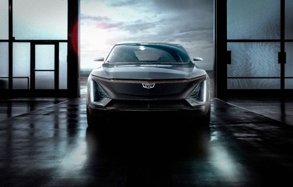 Cadillac's first electric model, the Lyriq, will launch in the first quarter of 2022, nine months earlier than expected. - Photo courtesy of GM.