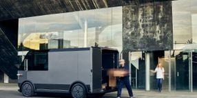 Canoo Projects Class-Leading Cargo Volume for New Electric Delivery Vehicle