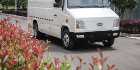 Yet Another Electric Delivery Van Is Coming to Market