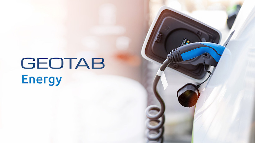 Geotab Launches EV Solution to Help Utilities Address Charging Challenges