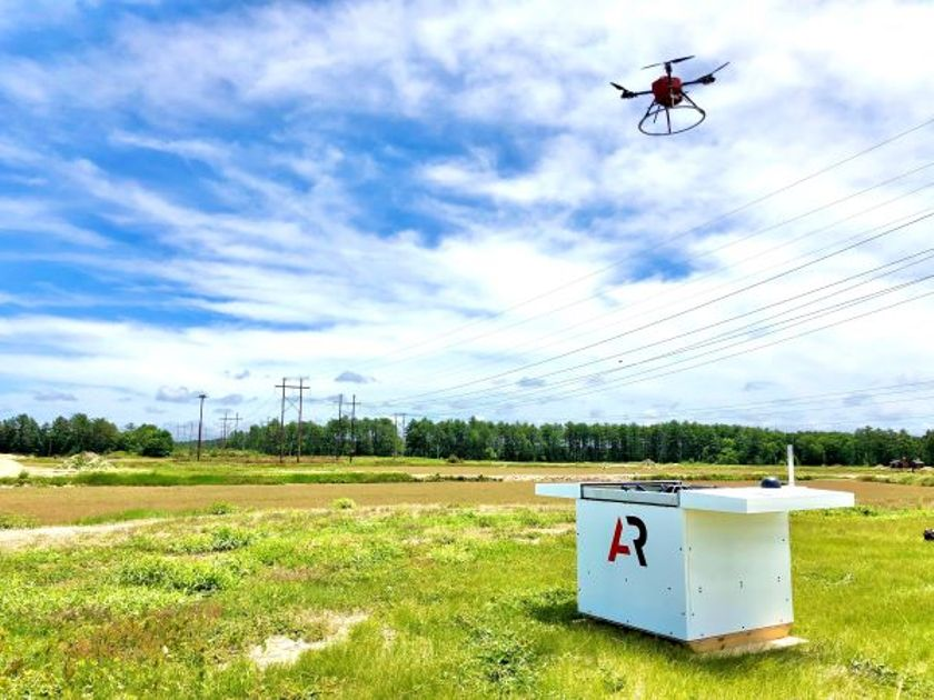 During 2020, American Robotics' Scout Systems drones flew up to 10 automated missions per day,...