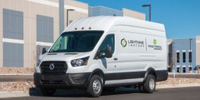 Proterra Battery Tech to Power Lightning eMotors' Electric Transit