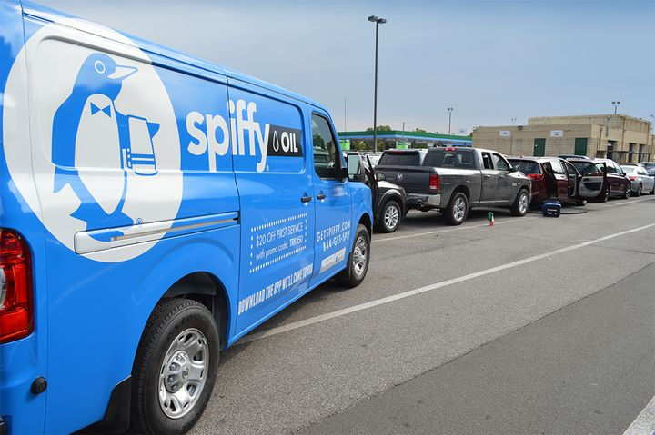 Spiffy's services will be available in 17 markets across the country including Atlanta, Denver, Dallas, Las Vegas, Los Angeles, Orlando, Miami, New York City,Philadelphia, Phoenix, Seattle, and San Francisco,withmore to follow later in the year. - Photo via Spiffy.