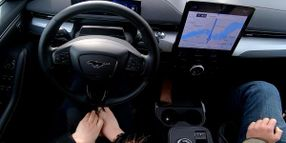Ford to Offer Hands-Free Driving on 2021 F-150, Mustang Mach-E