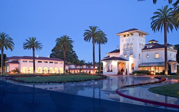 The historic Hayes Mansion San Jose will host the 2021 Fleet Forward Conference. - Photo courtesy of Hayes Mansion.