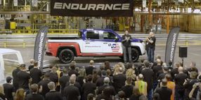 Lordstown Unveils Two Beta Versions of Endurance Pickup