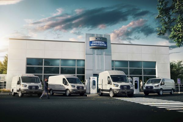 Ford Updates E-Transit Targeted Ranges, Releases Detailed Pricing