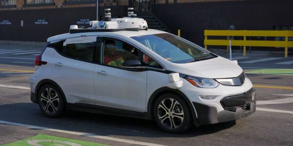 Cruise has been testingChevrolet Bolts in San Francisco since 2017.