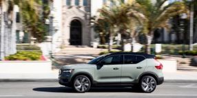 Volvo to Feature XC40 Recharge at 2021 Fleet Forward Conference
