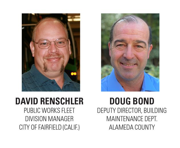 Both Renschler and Bond are already veterans of EV infrastructure projects in the public sector. -