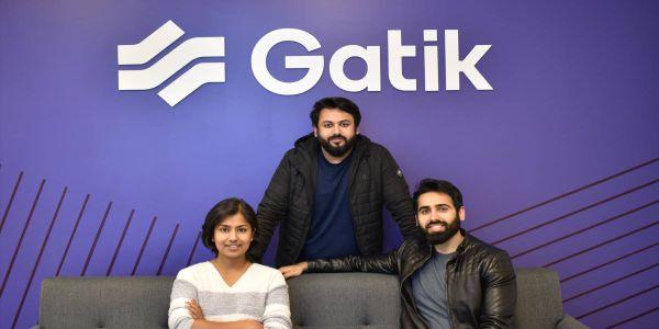 Gatik delivers goods    using its fleet of light and medium duty trucks.