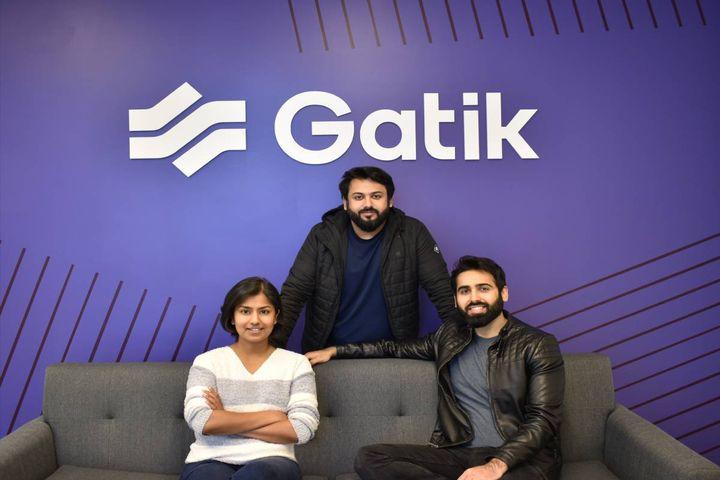 Gatik delivers goods using its fleet of light and medium duty trucks. - Photo: Gatik