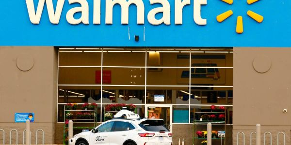 The delivery service for Walmart customers already has plans to expand over time, and initial...