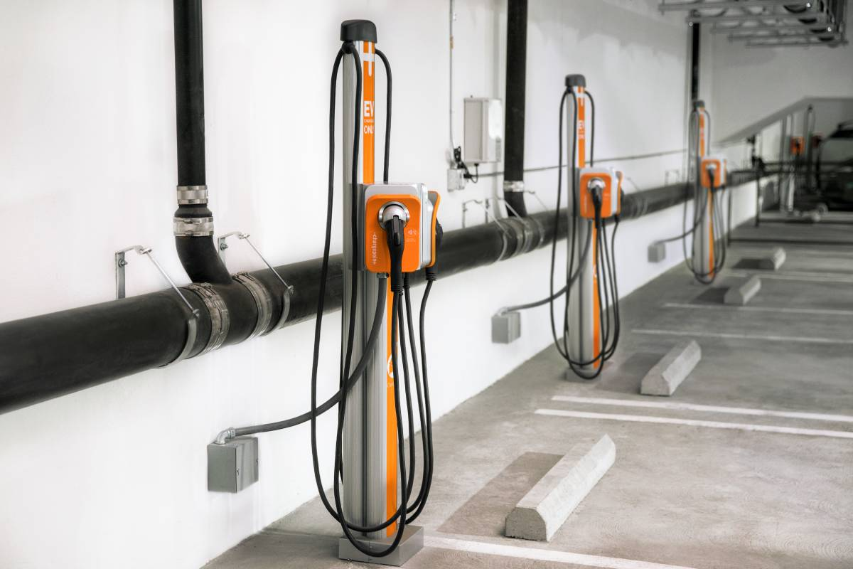 ChargePoint, WEX Announce New EV Charging Solutions