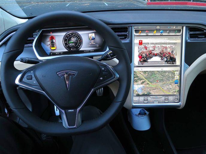 NHTSA seeks information on autopilot systems as it investigates known crashes between Tesla vehicles using autopilot and emergency vehicles. - Photo courtesy Steve Jurvetson via Flickr