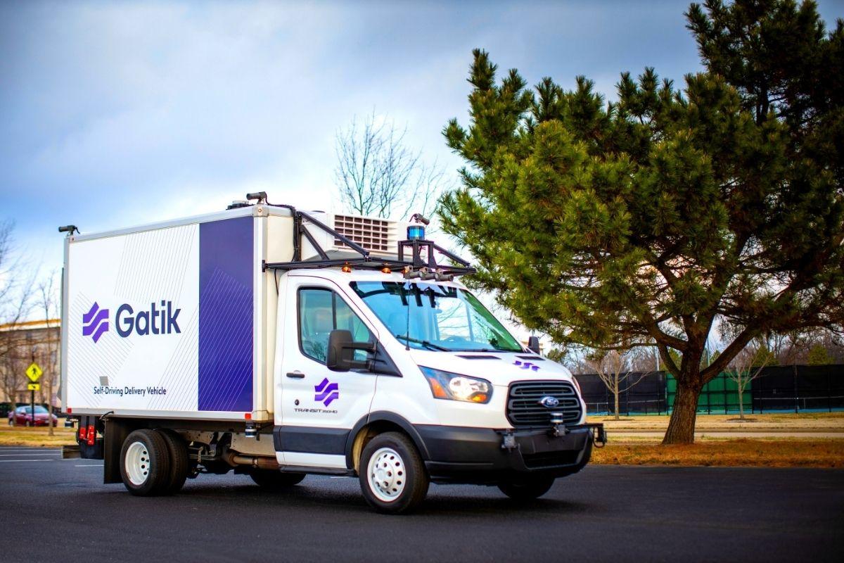 Ryder, Gatik Partner on Autonomous Delivery Network for B2B Short-Haul Logistics