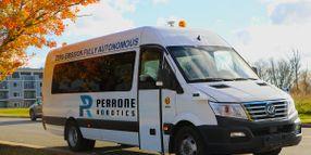 Perrone Robotics, Roush Partner on Autonomous Tech