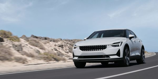 Drive the Polestar 2 at this year's Fleet Forward Conference!