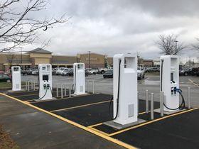 Walmart To Install EV Charging Stations Across Arkansas