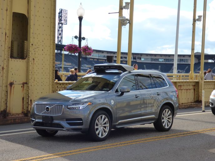 Uber will begin testing its self-driving vehicles in early November in downtown Dallas. - Photo via Flickr.