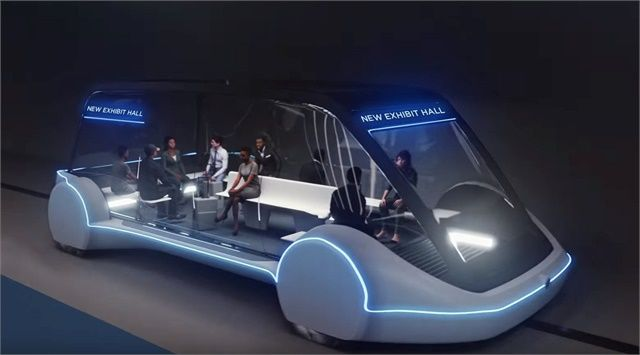 The internal council will hold its organizing meeting this week and will first take on the topic of tunneling technologies seeking various approvals in several states.  - Photo via The Boring Co.
