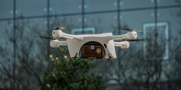 UPS has applied for full drone delivery certification to expand its U.S. delivery services.