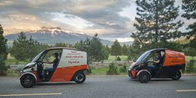Arcimoto, HyreCar Partner on Last-Mile EV Delivery Rental