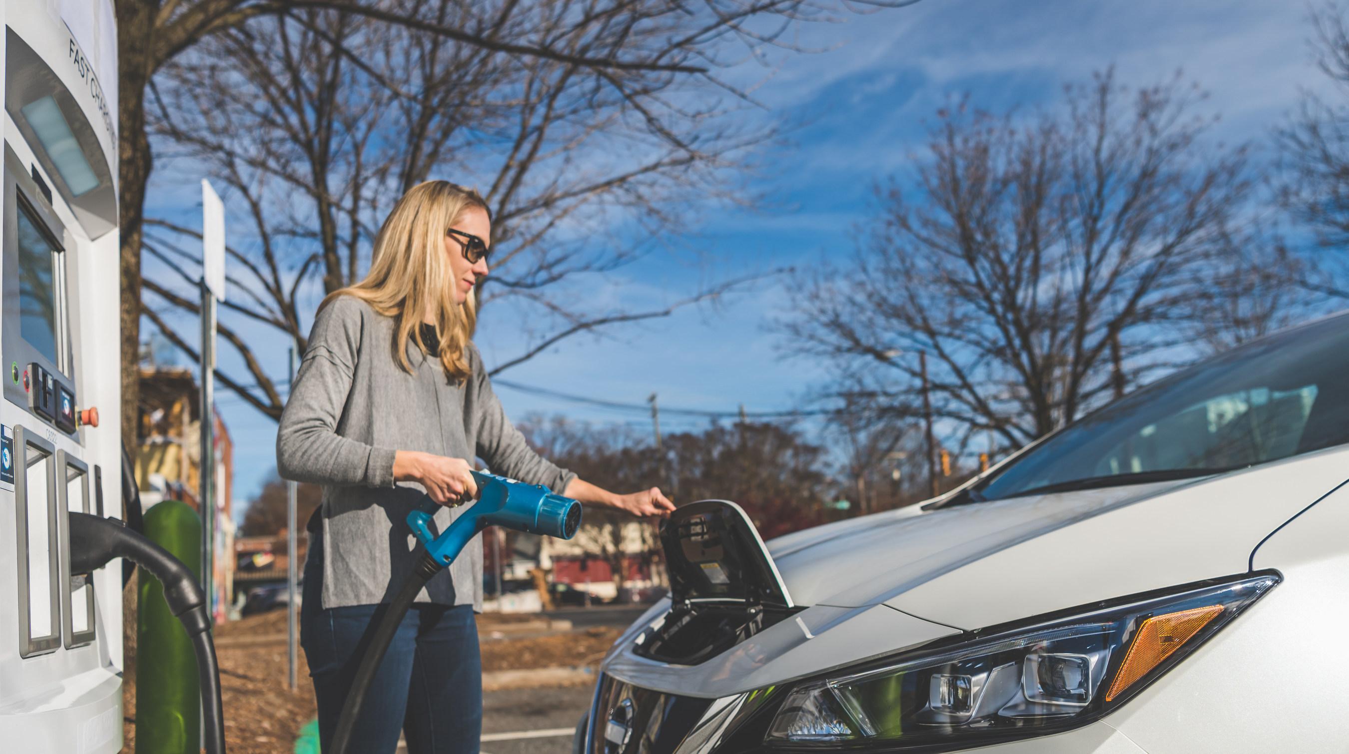 Duke Energy Proposes $76M EV Program in North Carolina