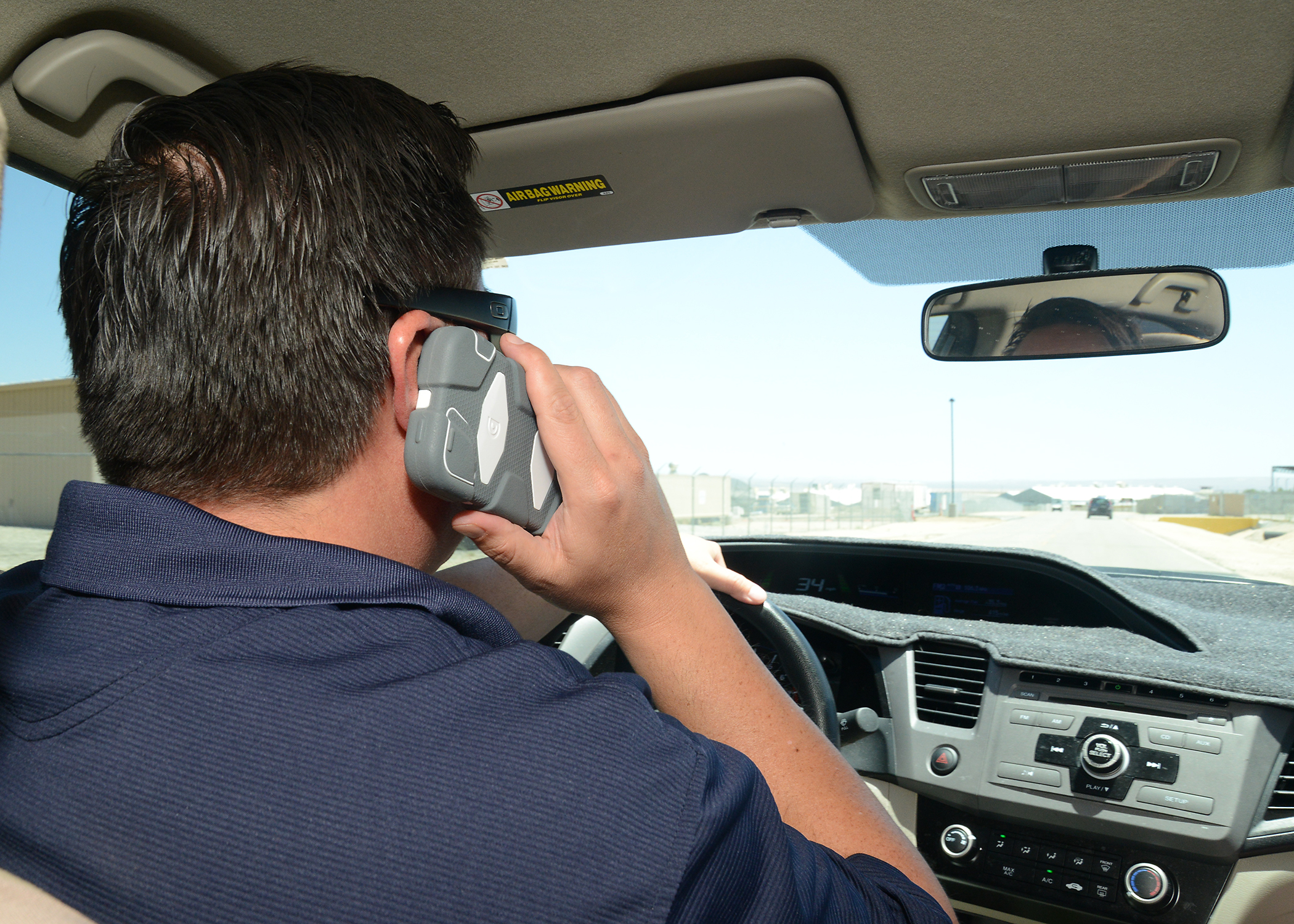 Nationwide Enters Telematics Market with Distracted Driving Solution