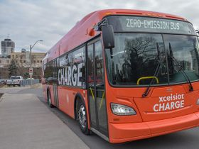 Study Looks at Cold Weather Effects on Electric Bus Range
