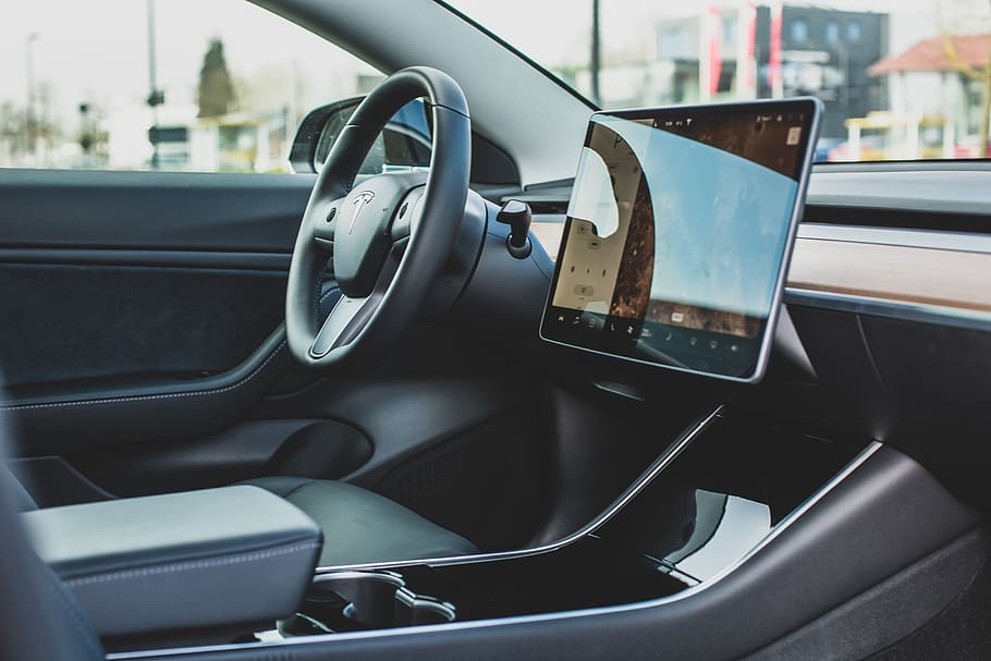 Tesla Theater: New Frontier in Car Infotainment
