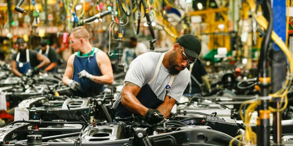 General Motors has invested $20 million to upgrade its Arlington Assembly plant to prepare for a...