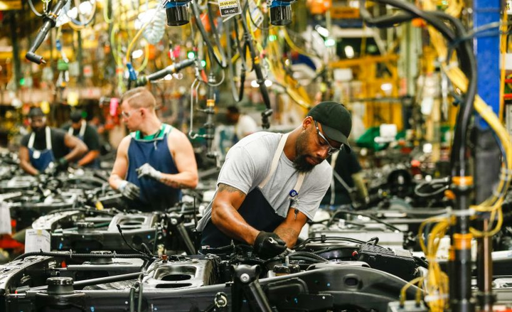 General Motors has invested $20 million to upgrade its Arlington Assembly plant to prepare for a new large SUV.  - Photo courtesy of GM.