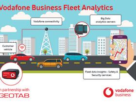 Vodafone, Geotab Collaborate to Advance Telematics Platform