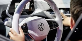 Volkswagen's EV Crossover Named ID4