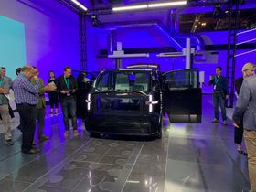 Canoo Unveils Subscription-Only EV