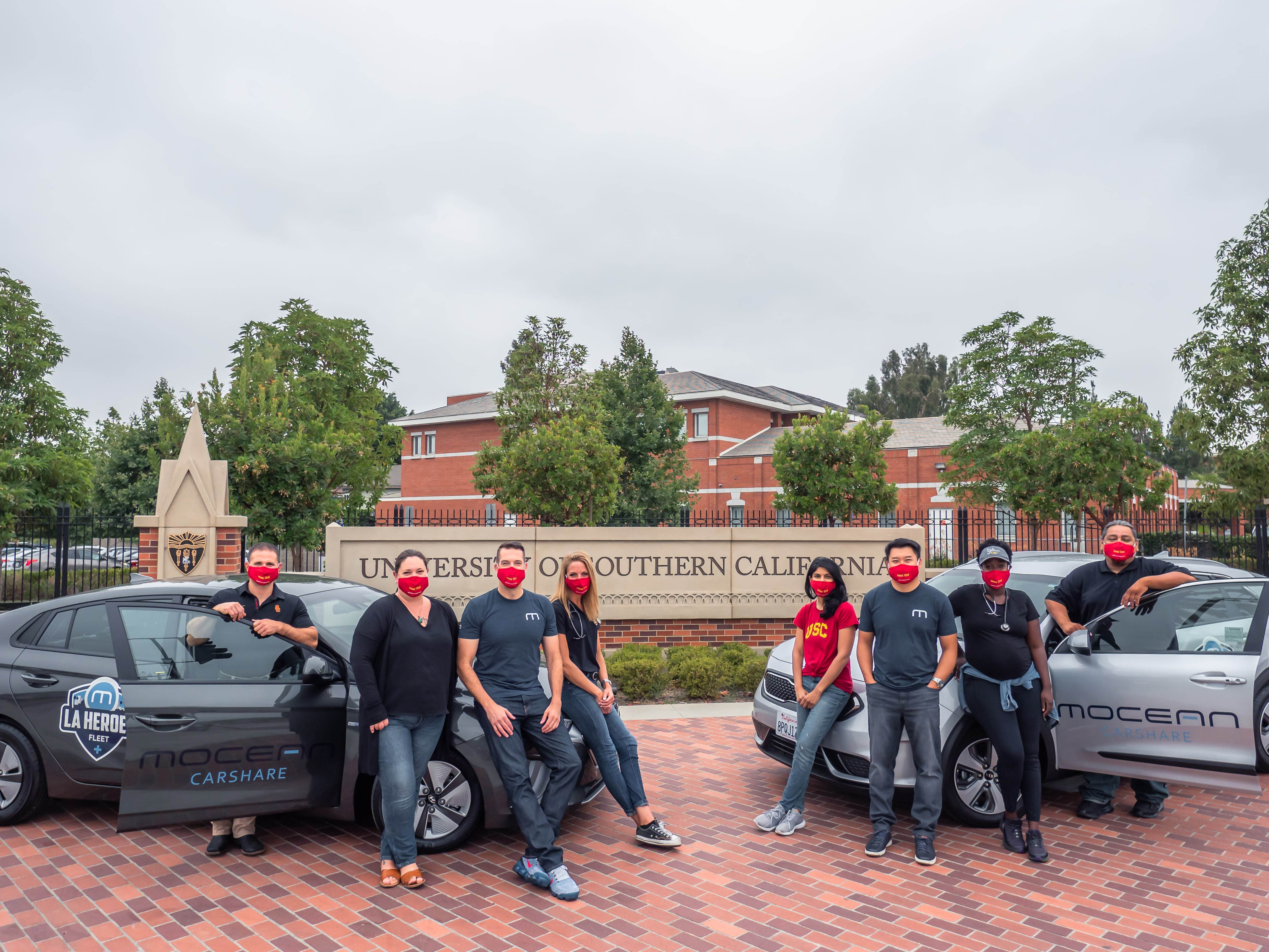 Hyundai-Backed Mobility Lab Provides Vehicles for USC Medical Group