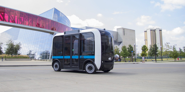 The City of Rancho Cordova ran a three-month pilot project featuring Olli, a 3D printed,...