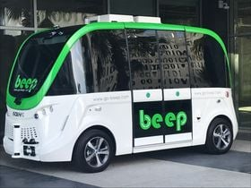 Beep Partners with Bestmile for AV Shuttle Fleet