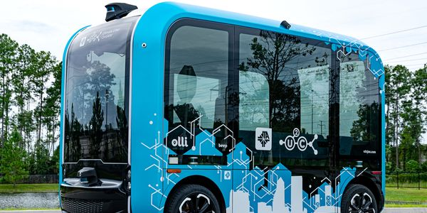 This is the fifth autonomous vehicle the JTA has tested since it launched its Ultimate Urban...