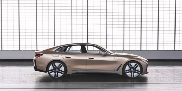 The production of the new i4 is planned to begin in 2021 at BMW Group's plant in Munich.