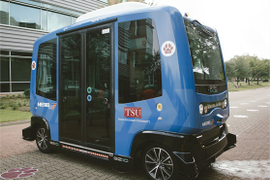 First Transit to Pilot Shared AV Service with Houston Metro, TSU