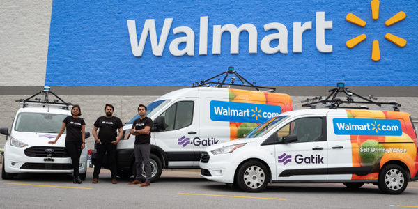 The Gatik cofounders bring expertise from Carnegie Mellon, Ford, and Honda's self-driving...