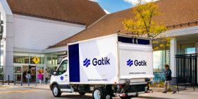 Gatik, Loblaw Deploy Canada's First Autonomous Delivery Fleet