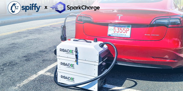 Spiffy on-demand charging is now piloting in the Raleigh andCharlotte, N.C., and Atlanta metro...