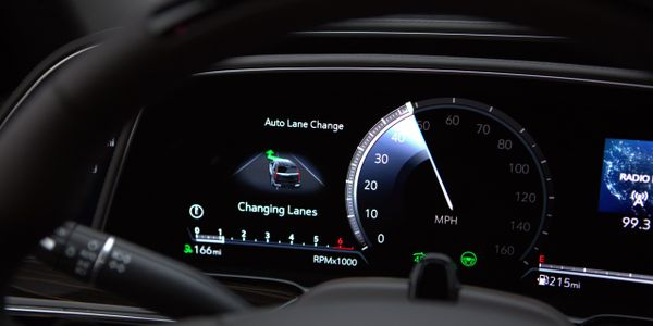The enhancements to Super Cruise were made possible by General Motors' all-new digital vehicle...