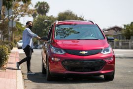 GM Extends Employee Discount to Uber Drivers for Chevy Bolt